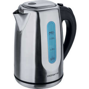 Чайник электрический Polaris PWK 1718CAL polaris polaris pwk 1718cal серебристый 1700мл 1800вт