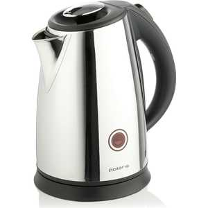 Чайник электрический Polaris PWK 1765CAR, черный глянец polaris pwk 1765car
