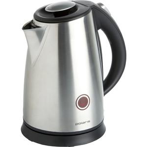 Чайник электрический Polaris PWK 1765CAR, черный матовый