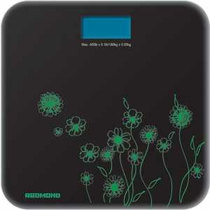 Весы Redmond RS-715 green flowers
