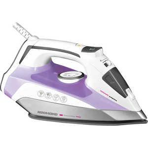 Утюг Redmond RI-C222, фиолетовый/,белый