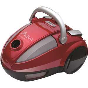 Пылесос Rolsen T-2560TSW, красный
