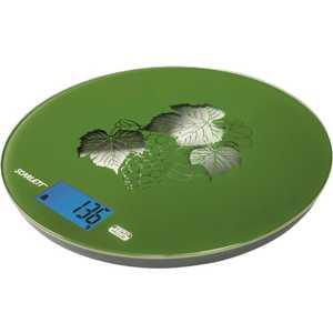 Кухонные весы Scarlett SC-1215, зеленый