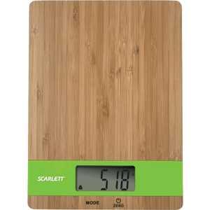 Кухонные весы Scarlett SC-KS57P01, зеленый