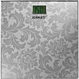 Весы Scarlett SC-217, серебристый