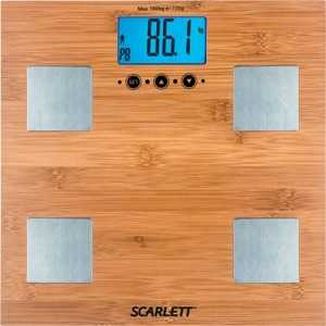 Весы Scarlett SC-2216, бамбук