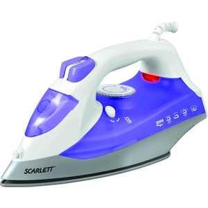 Утюг Scarlett SC-SI30K02, фиолетовый/белый