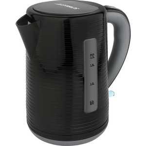Чайник электрический Scarlett SC-EK18P21, черный чайник scarlett чайник scarlett sc ek14e04 white blue