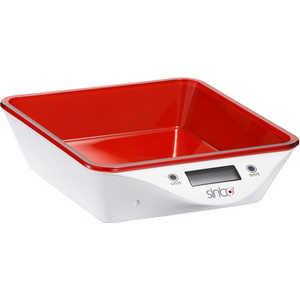Кухонные весы Sinbo SKS-4520, красный