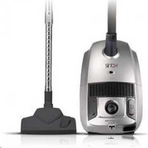 Пылесос Sinbo SVC-3465, серебристый/серый