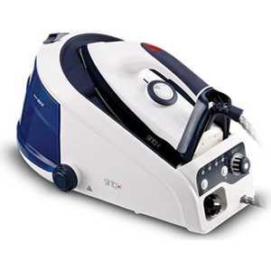 Утюг Sinbo SSI-2885, белый/синий утюг sinbo ssi 6619 фиолетовый белый
