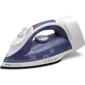 Утюг Supra IS-0800, белый/синий