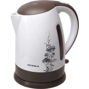 Чайник электрический Supra KES-1807, белый