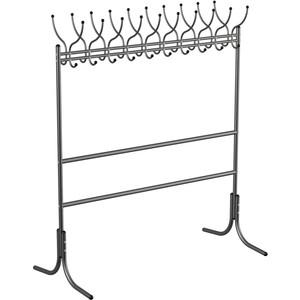Вешалка напольная Мебелик М 12, черный