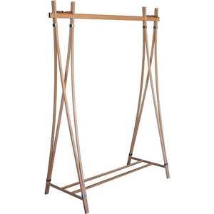 Вешалка напольная Мебелик Рилле 420, бук
