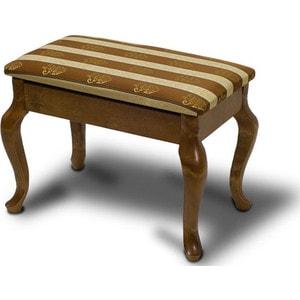 Банкетка Мебелик Ретро с ящиком средне-коричневый цена