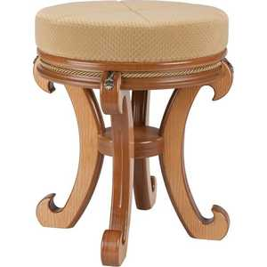 Банкетка Мебелик Глория средне-коричневый