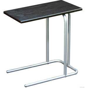 Стол журнальный Мебелик Дуэт 12, тёмно-коричневый