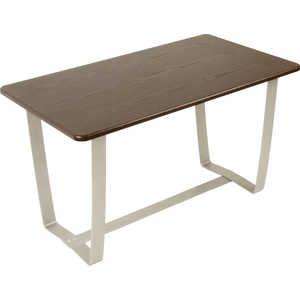Стол журнальный Мебелик Саут 7, темно-коричневый