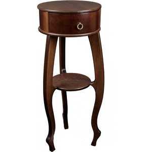 Подставка Мебелик Берже 12, темно-коричневый