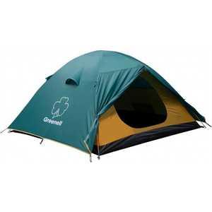 Палатка Greenell ''Гори 4'' зеленый