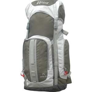 Рюкзак Nova Tour ''Дельта 75 V2'' серый/олива