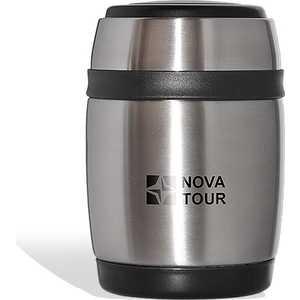 Термос Nova Tour нержавеющая сталь ''Ланч 380''