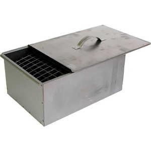 Коптильня Boyscout 400х280х160 мм, двухъярусная, в коробке /1 коптильня firewood двухъярусная с поддоном 50х28х21 см