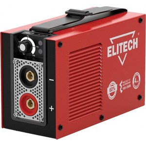 Сварочный инвертор Elitech ИС 160М  сварочный инвертор elitech ис 160м мма