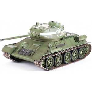 Танковый Бой Pilotage 1:16 Т-34/85, р/у, ИК пушка RC18173, зеленый радиоуправляемые игрушки танковый бой р у 1 24 т34 против тигра