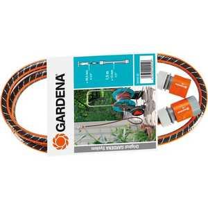 Комплект соединительный Gardena для подключения шлангов на тележках к водопроводу (18040-20.000.00)
