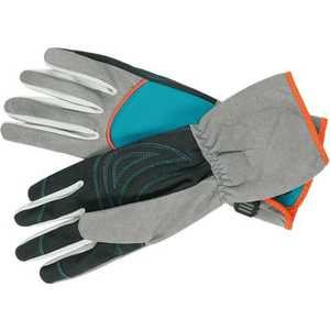 Перчатки для ухода за кустарниками Gardena размер 9 L (00218-20.000.00) перчатки рабочие gardena размер 9 l 00214 20 000 00