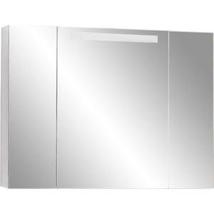 Зеркальный шкаф Акватон Мадрид 80 (1A175202MA010) зеркальный шкаф акватон мадрид 80 1a175202ma010