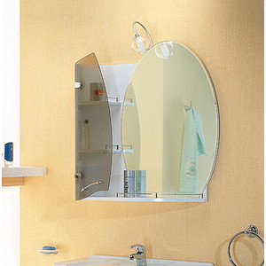 Зеркало-шкаф Aqwella Бэлла 75 (Bel.02.07) хозблок серия бэлла d greenstorage
