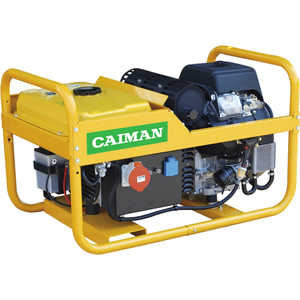 цена на Генератор бензиновый Caiman Tristar 12500XL21 DET с электростартером
