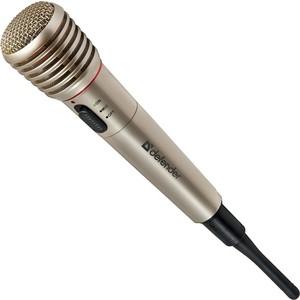 Микрофон Defender MIC-140 микрофон беспроводной defender mic 140