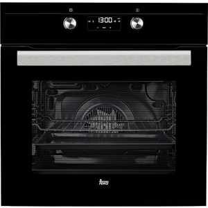 Электрический духовой шкаф Teka HS 710 Black кухонная мойка teka classic 1b 1d lux