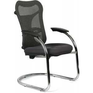 Офисный стул Chairman 426 TW-11 черный от ТЕХПОРТ