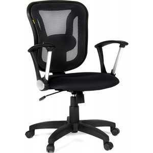 Офисное кресло Chairman 452 TW-11 черный TG