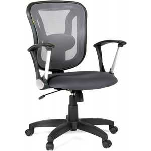 Офисное кресло Chairman 452 TW-12/TW-04 серый TG