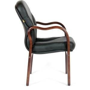 Офисный стул Chairman 658 черный от ТЕХПОРТ