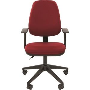 Офисное кресло Chairman 661 15-11 бордо