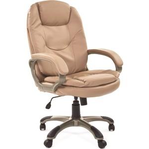 Офисное кресло Chairman 668 эко 0009 бежевый