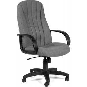 Офисное кресло Chairman 685 20-23 серый chairman кресло компьютерное chairman 685 синий черный