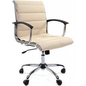 Офисное кресло Chairman 760М бежевый