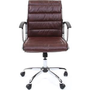 Офисное кресло Chairman 760М коричневый