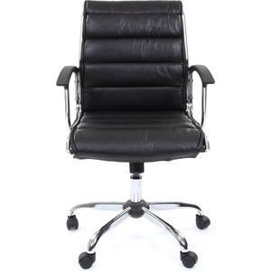 Офисное кресло Chairman 760М черный