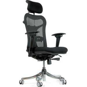 Офисное кресло Chairman 769 TW-11 черный компьютерное кресло chairman 769 tw 11 black 00 06032440