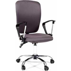 Офисное кресло Chairman 9801 15-13 серый хром N
