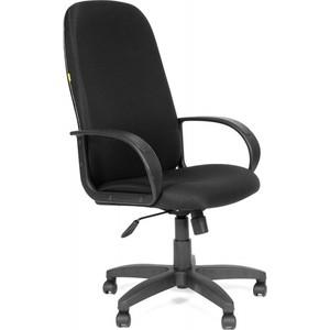 Офисное кресло Chairman 279 JP15-2 черный золотое кольцо ювелирное изделие 01k673574l